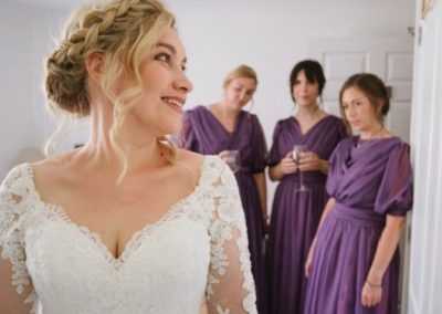 wedding hair wembury plymouth